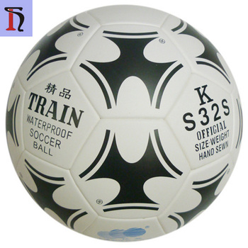 e2d9113f9aa Pelotas de futbol 5 wholesale equipment training football custom Train  brand PU laminated football soccer ball