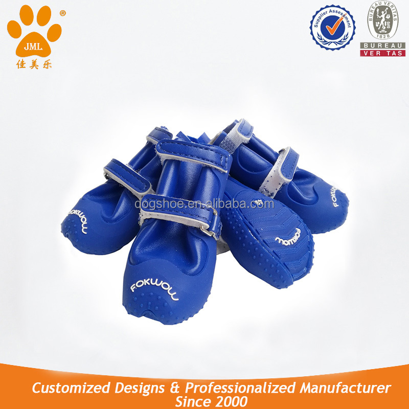 JML Non Slip Waterproof Dog Rain Boot for Winter Pets Accessories Products