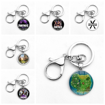 Fortnite Keychain Fortnite Keyring Fortnite O Ring Key Fobs Buy
