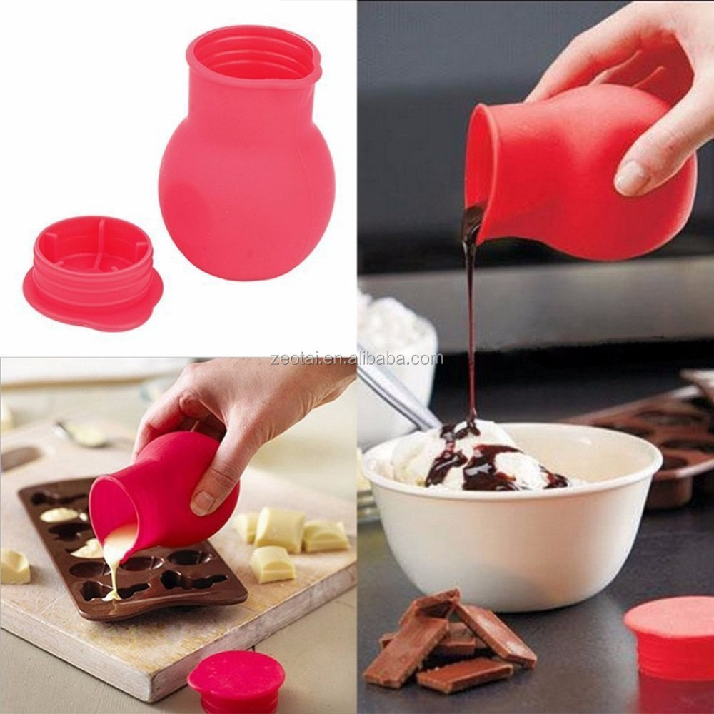 High Quality Silicone Chocolate Melting Pot Melt Butter Heat Milk ...