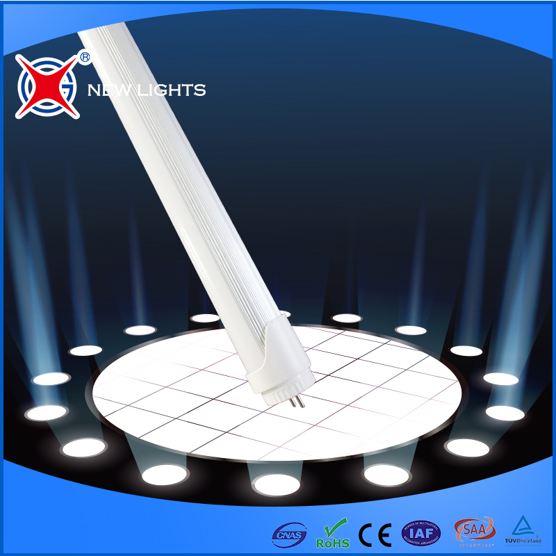 Long serve life durable 1500mm t8 led tube housing