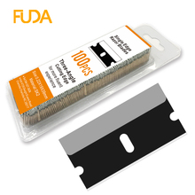 FD-201B Carbon Steel Single Edge Safety Shaving Razor Blades