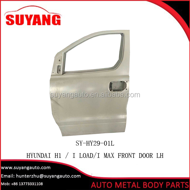 Hyundai H1 I Load I Max Front Door For Aftermarket Body Parts