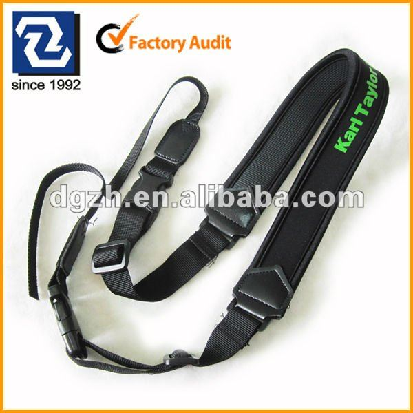 Fashion neoprene camera belt