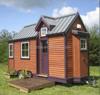 Chinese Suppliers Prefabricated Wooden House For Sale