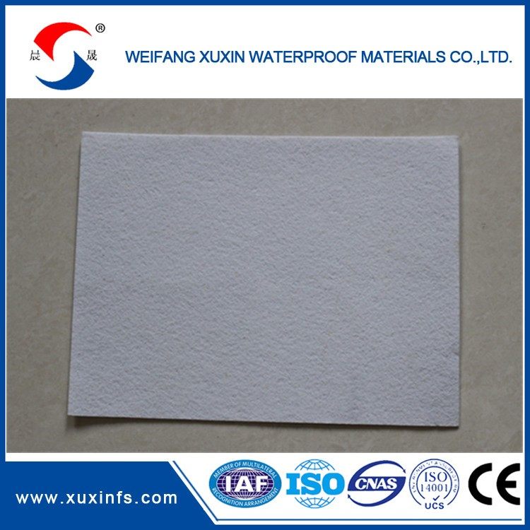 Staple Fiber Polyester Mat for SBS modified bitumen membrane