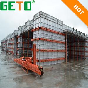 Plywood Concrete Forms Design