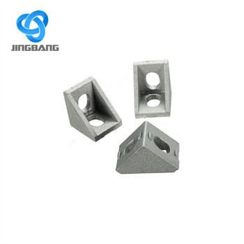 Bracket Of Frame Corner Bracket With Corner Aluminum Profile - Buy ...