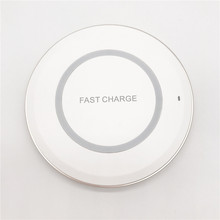 Automatic emergency wholesale 10W fast mobile wireless QI charger for phone