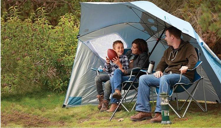 Goedkoopste custom vouwen strand tent promotionele zon tuin patio outdoor strand paraplu buy - Tent paraplu ...