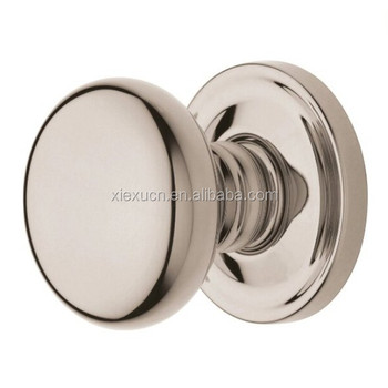 High Precision Stainless Steel High Polished Nautical Door Knobs
