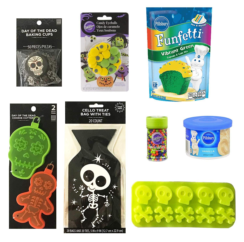 Buy Halloween Baking and Treat Kits Halloween Cupcake Mix