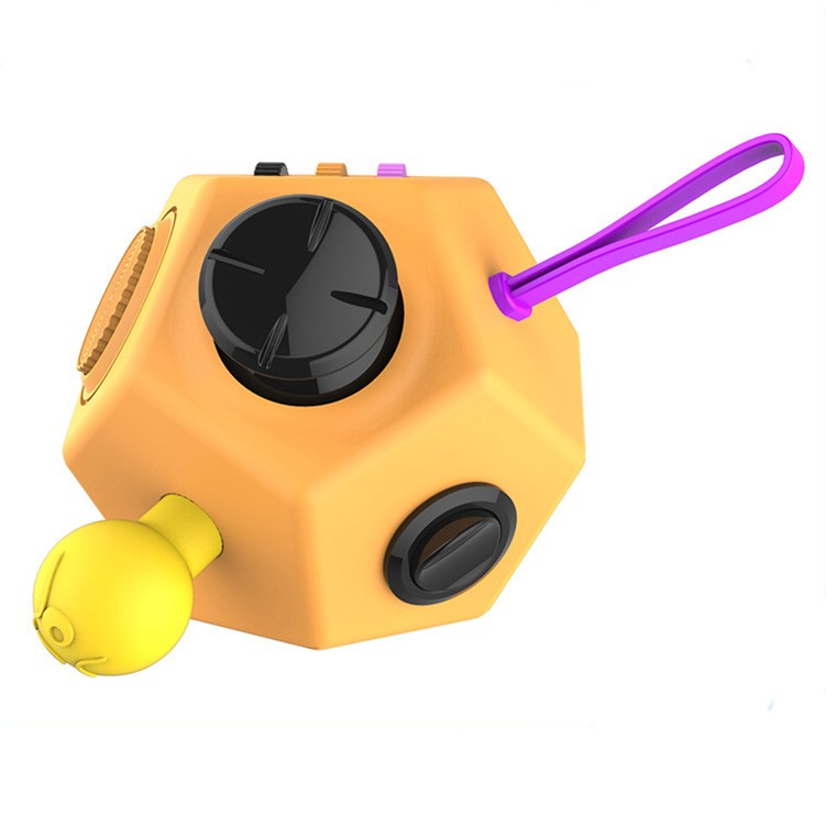 be afforable and very high quality Fidget Cube Mini Desk Toy Magic Cube free shipping relieves stress cube