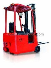 Noelift brand 1Ton load electric fork lift truck, electric fork lift with factory direct sell price