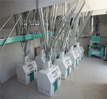 50-60TPD corn flour milling machine/ maize milling machines