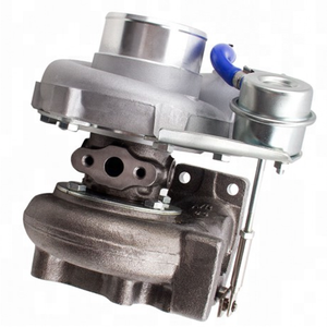 Dual Ball Bearing Turbo GT2871R GT35 T04E T3 T4 T40 Turbocharger for  Universal Performance Racing Car