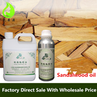 Used For Aromatherapy Machine Pure Sandalwood Flora Essential Oil Indian Sandalwood Oil Bulk Price