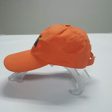 Unisex custom color sun cap promotion caps with battery