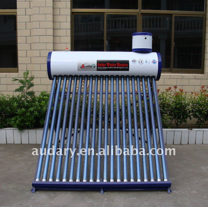 Compact Unpressurized Sunny Solar Water Heater For ...