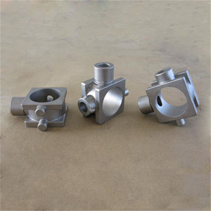 Customized Steel Casting Plant