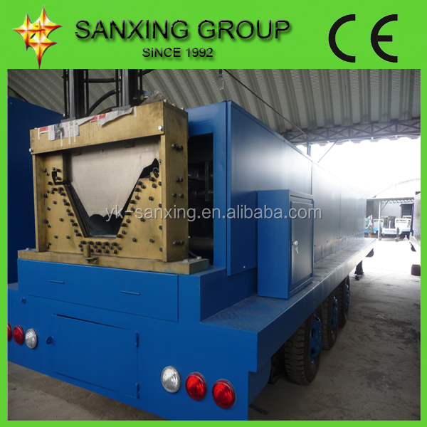 Sanxing ACM Arch Panel Producing Line