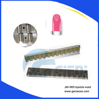 JM-003 Two Piece Mould for Cosmetic Lipstick