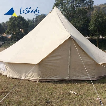 100% cotton canvas backpacks cabin tents camping tent, View camping tent,  Le shade Product Details from Hangzhou Leisure Outdoors Co , Ltd  on