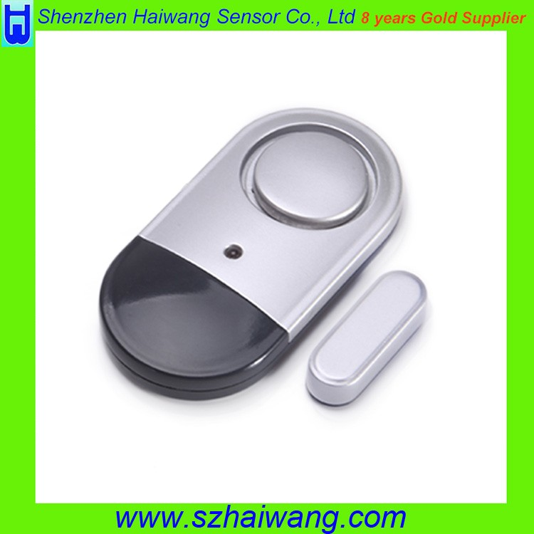 Windows open alarm security home alarm automation system