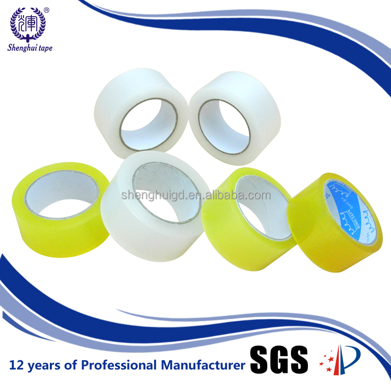 Korea Quality Carton Sealing Packing Opp Sealing Cheap Packaging Tape