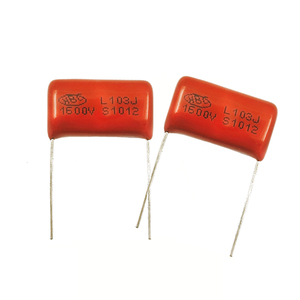 high voltage metallied polypropylene cbb81 1600v 103j capacitors