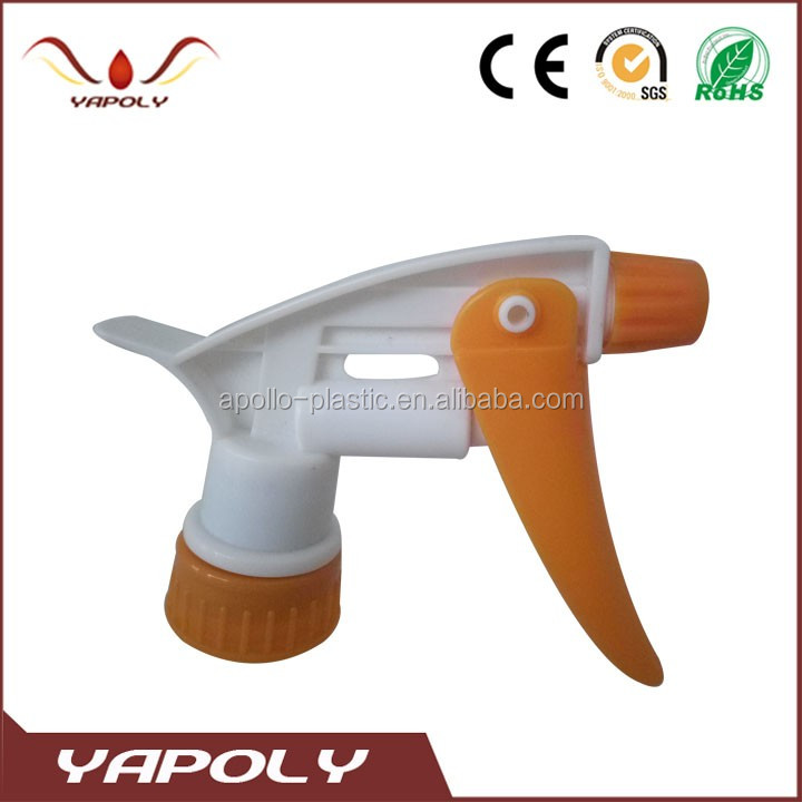 Plastic nozzle spray bottle trigger manufacture