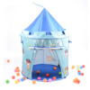 China suppliers custom indoor kids castle camouflage play kids tent pop up with polyester