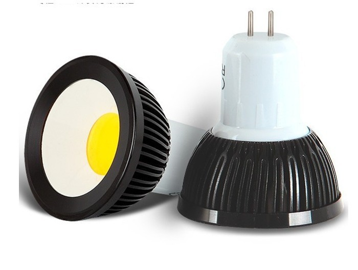 wholesale 5pcs/lot High power 5W 6W 500lm COB GU10 E27 E14 MR16 LED Spotlight Bulb lamp 220V 110V CE & RoHS