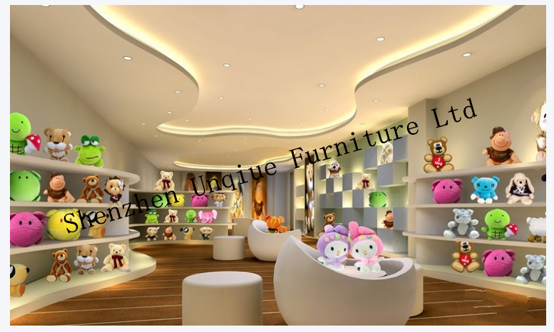 Toy Shop Showcase Shelf Shop Counter Design With Best Quality Buy