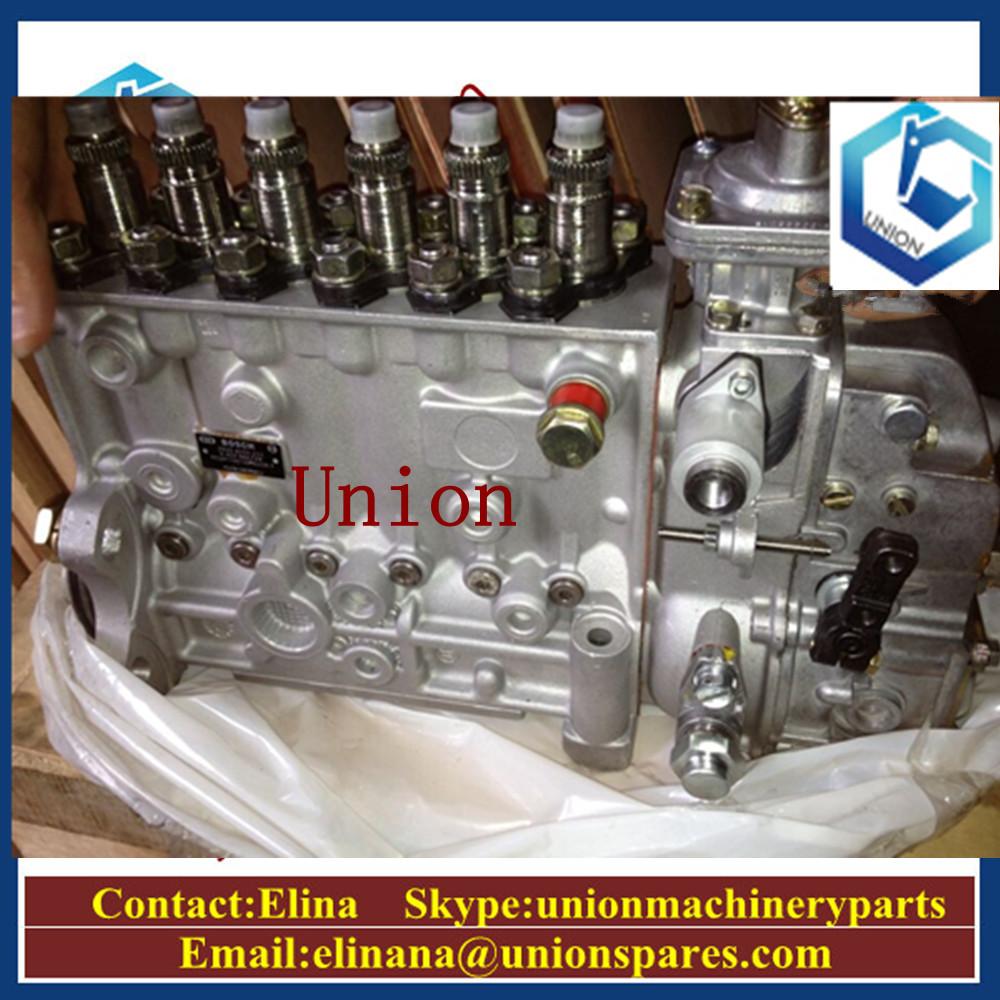 Pc300 8 Electric Fuel Pump 6745 71 1110 Genuine Diesel Oil Filter