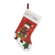 merry christmas xmas christmas stocking christmas home party decoration