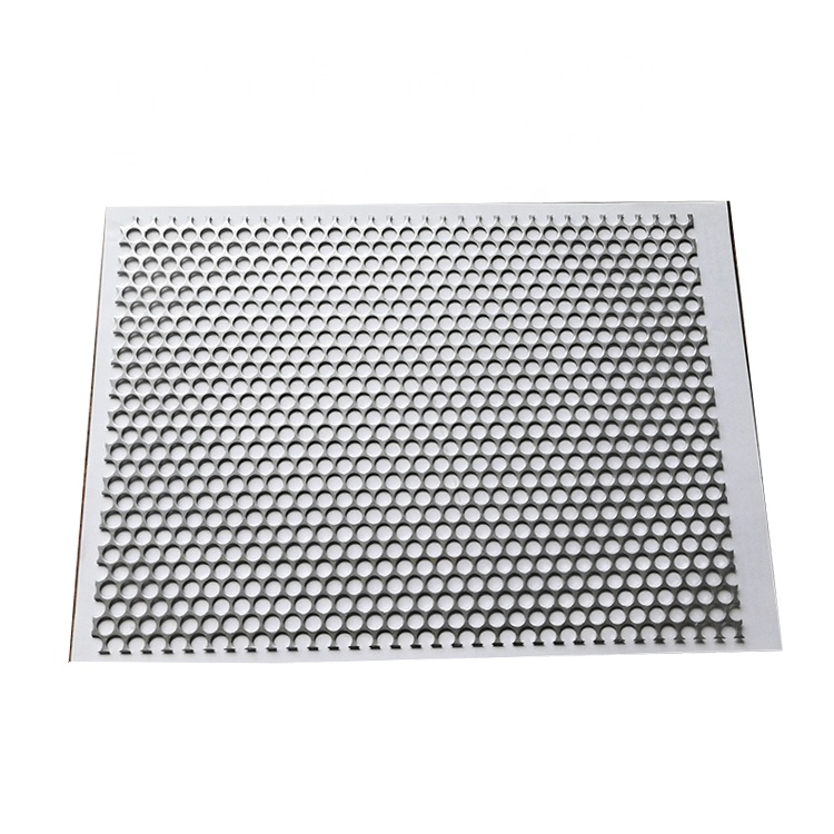 Round hole punching titanium perforated stainless steel wire <strong>mesh</strong>