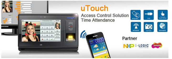 Android / Linux Fingerprint Nfc Card Door Access Control System With  Wifi,3g,Offer Software And Sdk - Buy Biometric Time Attendance,Fingerprint  Time
