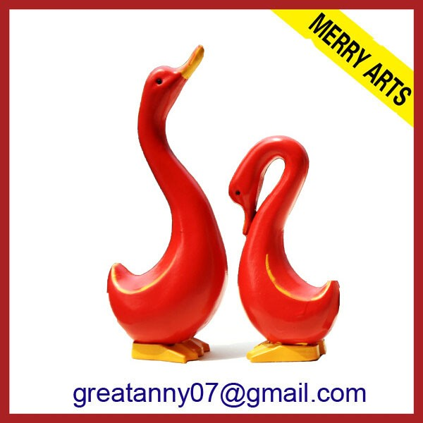 Dongyang wood carving wooden homewares decor ducks for for Homewares decorative items