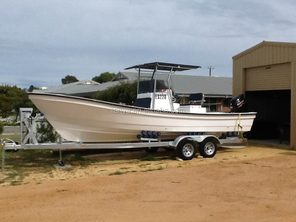 Lianya 7 6m Centre Console Fiberglass Used Passenger Boats For Sale - Buy  Used Passenger Boats For Sale,Passenger Boat,Panga Boat Sale For Australia