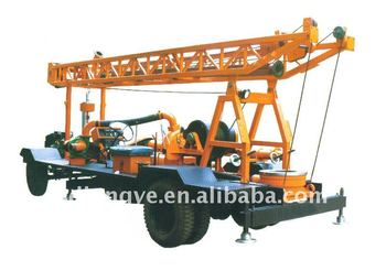 portable trailer water well drilling rig(SLY400)