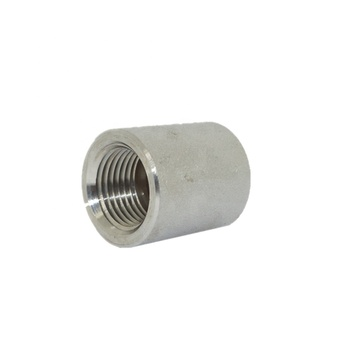 stainless steel head cap screw  pipe threaded end cap