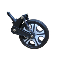 PU polyurethane Eco-friendly Polyurethane Wheel Barrow Solid Rubber Wheel