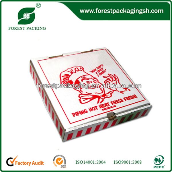NEWEST HIGH QUALITY CUSTOMIZED WHOLESALE PIZZA PACKAGE DESIGN