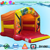 Inflatable bouncy castle jungle bouncing castle inflatable