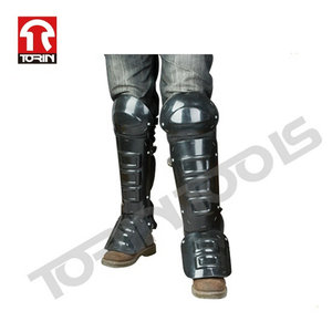 Torin SRA0205 Professional Custom Size Strong Plastic Foot Guard Shin Guard