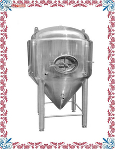 Serviceablestainless steel beer brewery fermenting tanks/ Mixing tank/Storage Tank for sale with CE approved