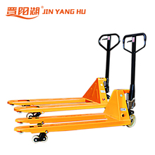 Manual high lift hydraulic 3 ton hand pallet truck