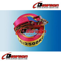AS/NZS Tie down Strap / Cargo Lashing / Ratchet Lashing Belt