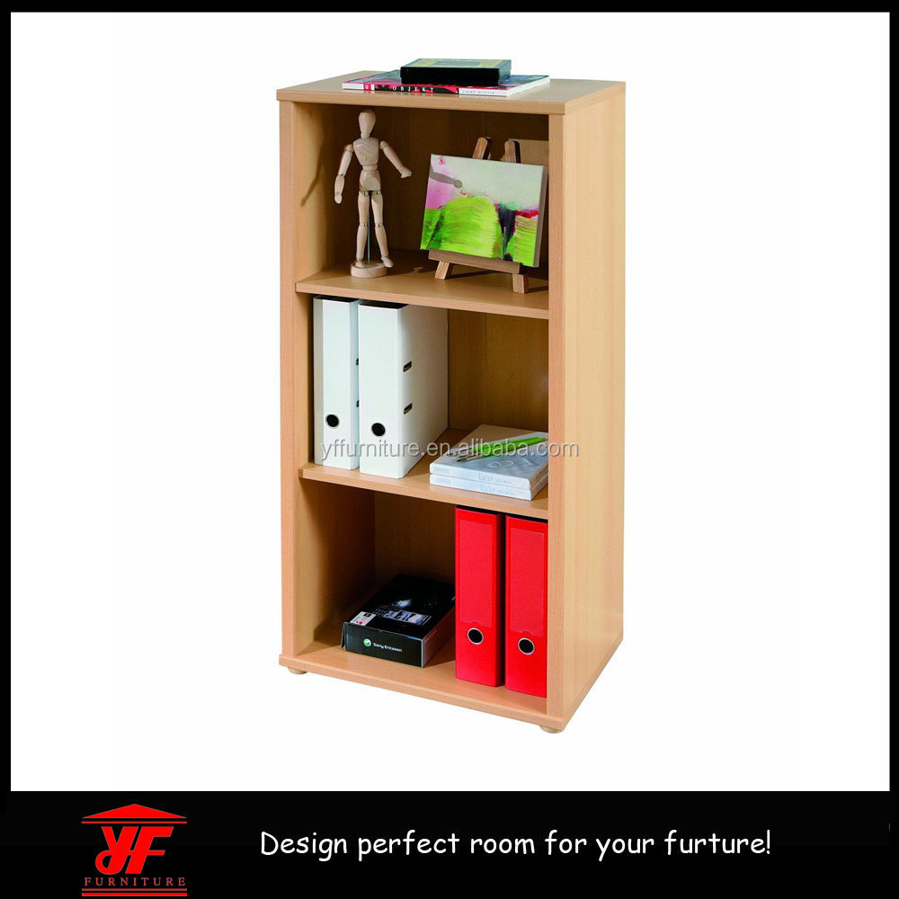 Factory sell cherry wooden storage tower modern bookcase